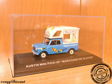 "AUSTIN MINI PICK-UP 1:43 ""MARCHAND DE GLACES"" ICE-CREAM"