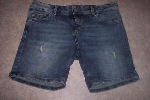 Damen-Jeans-Short,blau, Gr.36,S.Oliver