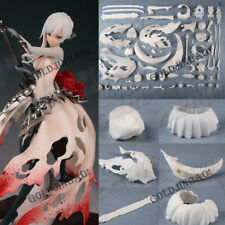 SinoAlice Snow White Unpainted Resin Kit 1/7 Scale Model Unassembled Figure New