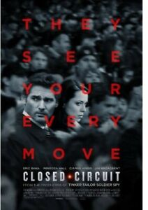 NEW - Closed Circuit (DVD, 2014) - Free Shipping