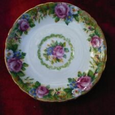 Paragon England TAPESTRY ROSE Saucer