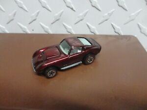 Original Vintage Johnny Lightning Topper Red Custom Ferrari