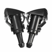 2PCS Windshield Washer Water Nozzle Spray For Chrysler Dodge Ram Dorman 47186 US