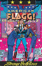 American Flagg! # 19 (Howard Chaykin) (USA, 1985)