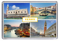 Venice Italy Fridge Magnet Free Postage