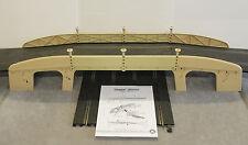 Vintage Tri-ang SCALEXTRIC A229 Grande Bridge/ Grand Bridge + COPY Instructions