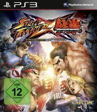 Street Fighter X TEKKEN PLAYSTATION 3 utilisé