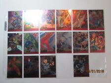 1995 MARVEL METAL - METAL BLASTER CARDS - PICK ONE