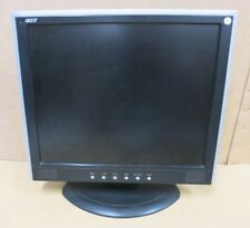 Acer AL1703sm 17 Inch Stylish Led Backlit LCD TFT Monitor With Built-In Speakers