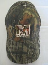 McGregor Camo Adjustable Outdoor Fishing Hunting Farming Baseball Golf Cap Hat