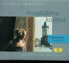 MAGDALENA KOZENA - Le Belle Immagini (Mozart Gluck Myslivecek) - CD Album