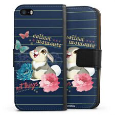 Apple iPhone 5 Tasche Hülle Flip Case - Collect Moments cute