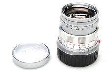 Leitz Leica summicron 50mm f2 rigid F. Leica M
