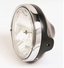ltd-scheinwerfer 7 Pouces Phare de moto avec prisme réflecteur certification E
