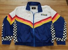 Moog Chassis Parts Racing Vintage Osterman Outfitters Jacket Size Large Vtg