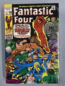 Marvel Comics FANTASTIC FOUR Omnibus Volume #4 DM HC Kirby Cvr 2021 Global Ship