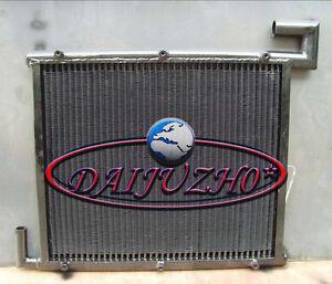 Hydraulic Oil Cooler 4285627 For Hitachi EX100-2 EX120-2 EX100-3 4BD1