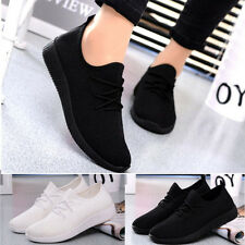 Women Girls Casual Outdoor Sports Athletic Sneaker Running Breathable Mesh Shoes