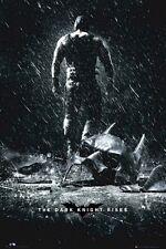 BATMAN THE DARK KNIGHT RISES ~ BANE MASK ADVANCE 24x36 MOVIE POSTER Nolan