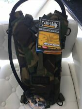 More details for british military army camelbak dpm/3l/brand new/hiking/treking/walking/hydration