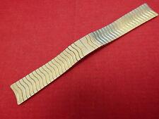 GENUINE EBEL GOLD /STEEL SPORT CLASSIC 18MM DEPLOYMENT STRAP BAND BRACELET type3