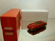 AMR ANDRE MARIE RUF 1496 FERRARI 250GT SPIDER - RED 1:43 RARE - EXCELLENT IN BOX
