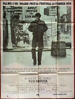 Plakat Taxi Driver Martin Scorsese Robert De Niro New York Jodie Foster 120x160