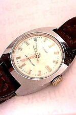 READY 2 wear WOMEN'S vintage 1970 Timex WATCH new STRAP