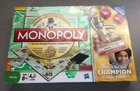 Hasbro Monopoly Championship Edition Family Board Game NEW in Sealed box