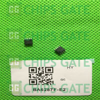 4PCS BA6287F-E2 Encapsulation:SOP-8,IC DRIVER MOTOR REVERSIBLE SOP8