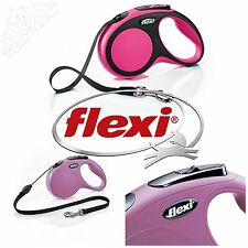 Classic Flexi Cord Retractable Dog Leashes  FREE SHIPPING