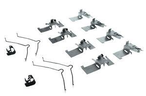 Frt Disc Brake Hardware Kit  Centric Parts  117.44083