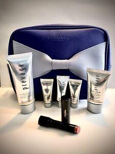 Elizabeth Arden Prevage 6 Piece Set Includes Anti Aging Cream,Eye Serum,Lipstick
