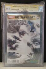 CGC 9.8 Guardians Of The Galaxy #1 100 Anniversary Faded Greg Horn SIGNED LOT A