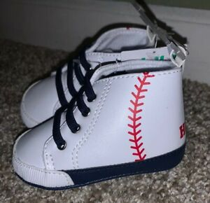 Carter's Baby/Infant 3-6 Months Boys Baseball Shoes.