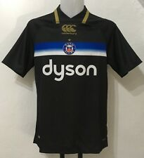 BATH RUGBY 2017/18 3RD EUROPEAN TEST JERSEY BY CANTERBURY SIZE ADULTS LARGE NEW