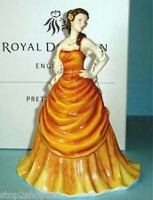 Royal Doulton JANE Gold Pretty Ladies Figurine HN5331 New In Box