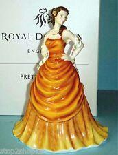 Royal Doulton JANE Gold Pretty Ladies Figurine HN5331 New In Box