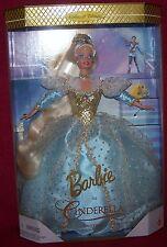 Mattel Collector Edition Fairytale Beauty Barbie As Cinderella Blonde Mib Nrfb
