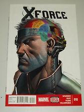 X-FORCE #10 MARVEL COMICS  NM (9.4)