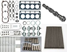 2005-2009 Chevy GM 5.3 Head Gasket Set Bolts AFM DOD Cam Lifters Pushrods