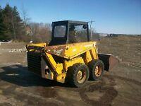 Mustang 445 Skidloader Skidsteer Bobcat wheel loader tractor deere