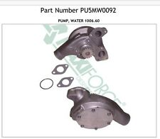 Perkins 1006.6 Hyster H165-280 Forklift JCB Massey Ferguson 396 399 Water Pump
