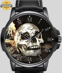 Gothic Skull Magic Unique Stylish Wrist Watch