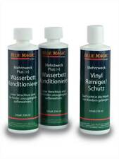 2x 236ml Konditionierer + Vinylreiniger Blue Magic (tm) Wasserbetten