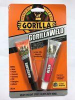 Gorilla Glue Gorilla Weld & Gorilla 2 part Epoxy Incredibly strong bond!