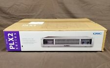 QSC PLX1104 Stereo Power Amplifier New! Open Box Special! Free Shipping!