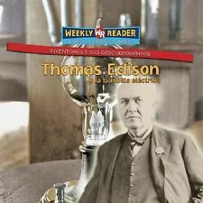 Thomas Edison Y La Bombilla Electrica/Thomas Edison and the Light Bulb-ExLibrary