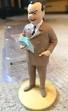 Tintin Figurines Officielle # 78 AL CAPONE Rare Herge model Moulinsart Figure