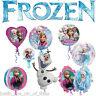 DISNEY FROZEN Princess Party Foil Balloon Elsa Anna Helium Birthday BALLOONS